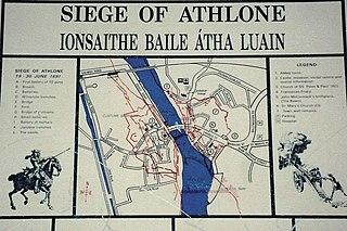 Siege of Athlone