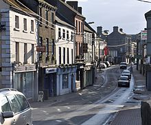 Knock Airport (NOC) to Athy - 3 ways to travel via train, bus