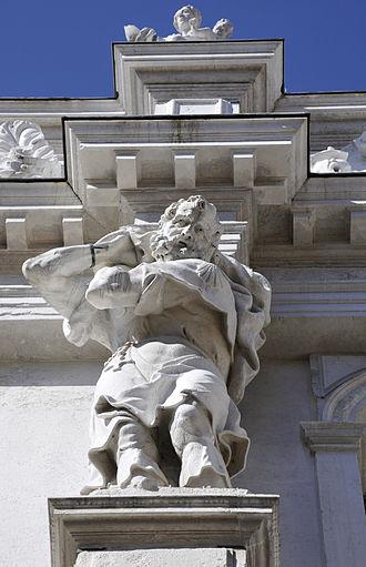 Josse de Corte - Image: Atlas 2 Giusto Le Court Chiesa dell'Ospedaletto
