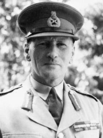 Claude Auchinleck - Sir Claude Auchinleck in July 1941