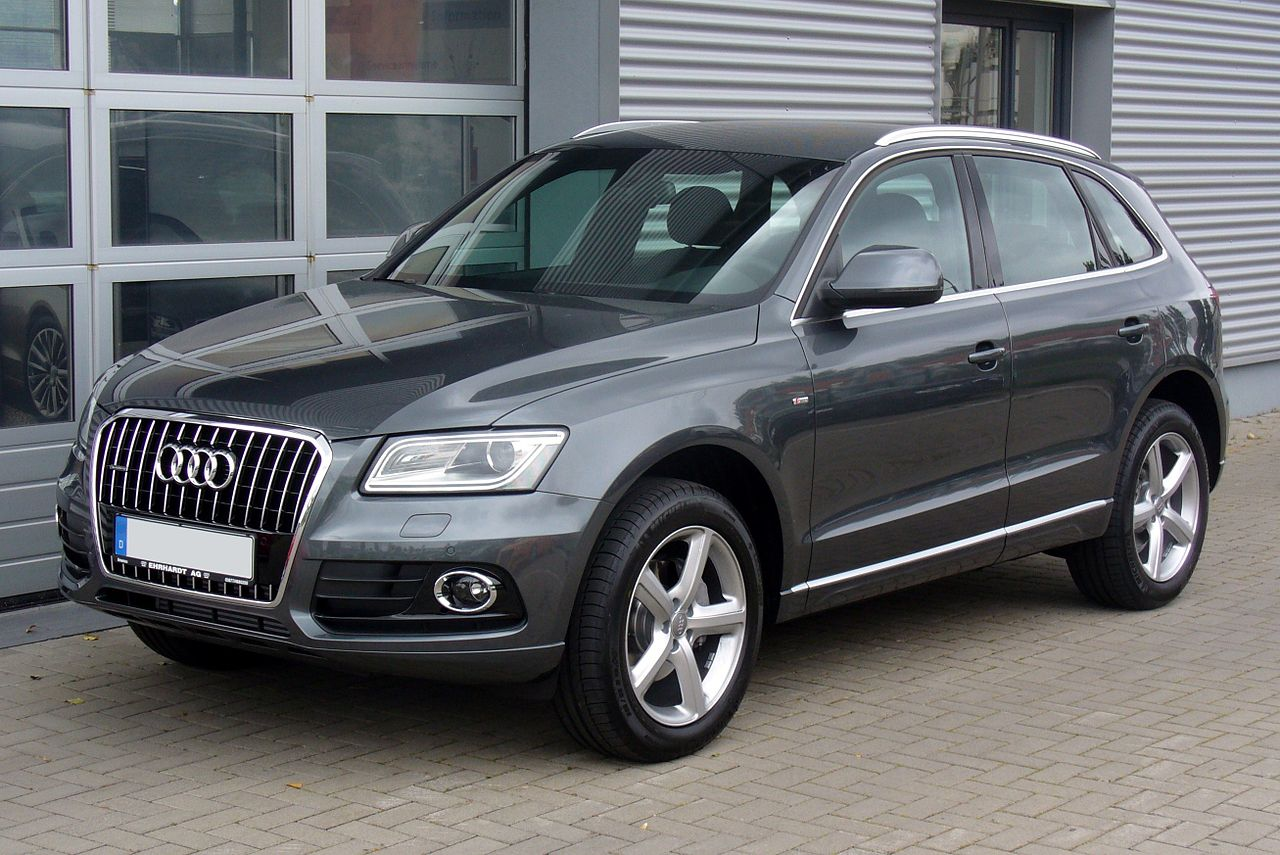file audi q5 facelift s line 2 0 tfsi quattro tiptronic daytonagrau jpg wikimedia commons. Black Bedroom Furniture Sets. Home Design Ideas