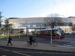 Opéra de Dijon - The Auditorium de Dijon, built in 1998