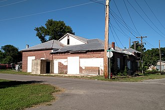 National Register of Historic Places listings in Woodruff County, Arkansas - Image: Augusta, AR 022