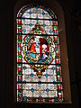 Aulnois sous Vertuzey (Meuse) Église Saint-Sébastien vitrail 03.JPG