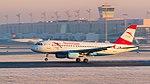 Austrian Airlines Tyrolean Airways Airbus A319-112 OE-LDD MUC 2015 02.jpg