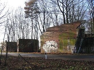 Bundesautobahn 24 - Image: Autobahnbruecke RAB 44 (A24)