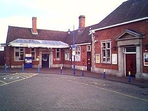 London–Aylesbury line - Aylesbury station