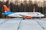 Azimuth, RA-89036, Sukhoi Superjet 100-95LR (38520769724).jpg