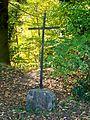 Béthémont-la-Forêt (95), croix des Frileuses, rue de la Croix Frileuse.jpg