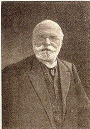 Bürgermeister Albert Wilde (1882–1917)