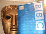BAFTA Mask and BBC Logo (2008).jpg