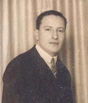 Pancho Vladigerov - Pancho Vladigerov in 1928