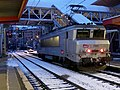 BB 7344 HLP en gare de Chambéry enneigée (hiver 2019).JPG