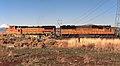 BNSF 540 with UP-NREX 5063 at Metolius, Oregon.jpg