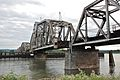 BNSF Bridge 9.6 swing span turned slightly.jpg