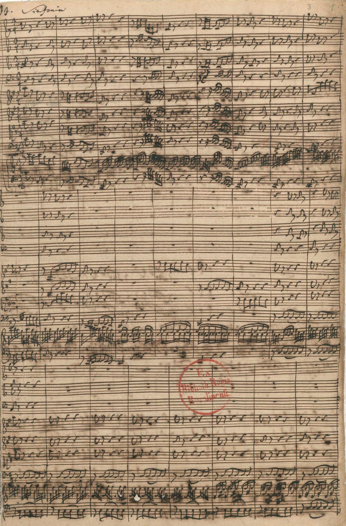 List of Bach cantatas - Wikipedia