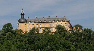 Museumslandschaft Hessen Kassel - Schloss Friedrichstein