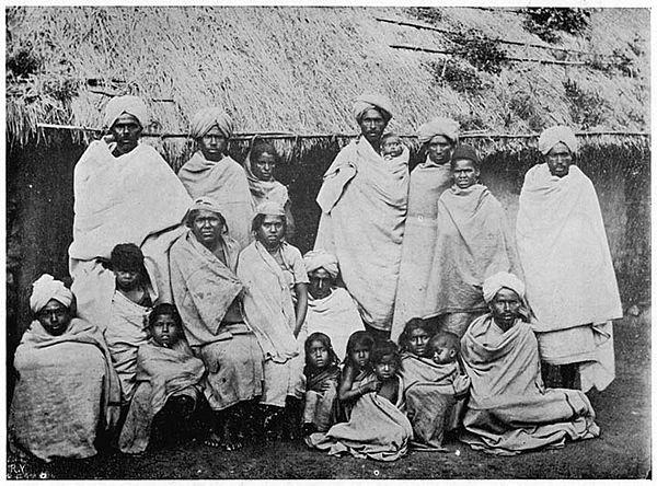 Social groups of Tamil Nadu