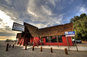 Bagdad Cafe - Bagdad Cafe, Newberry Springs