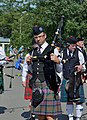 Bagpiper of the International Celtic Pipes and Drums 2.jpg