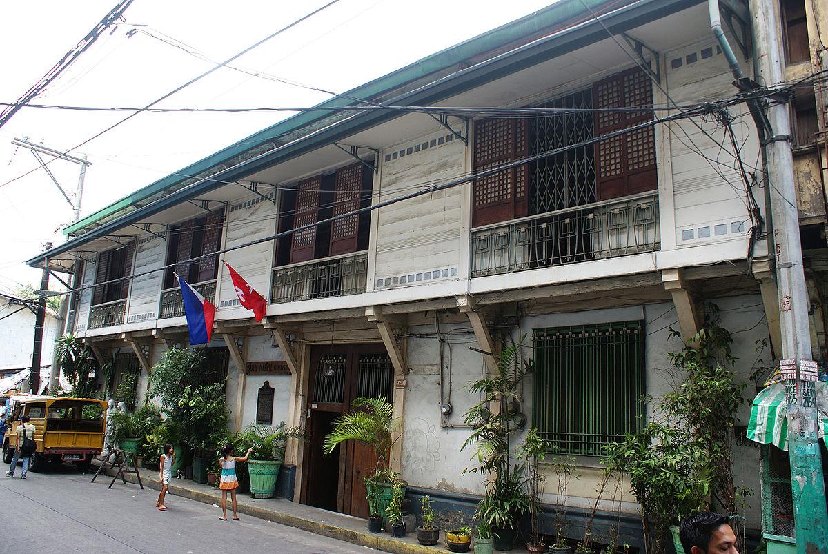 Bahay Nakpil Bautista Wikipedia