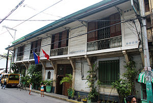 Bahay Nakpil-Bautista - View from the street