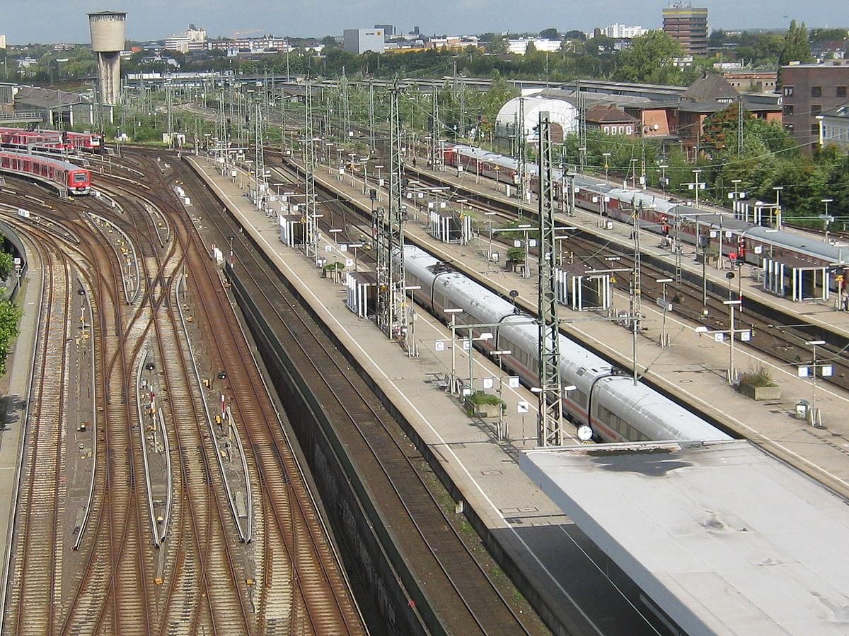Bahnhof Hamburg Altona – Wikipedia