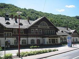 Bahnhof Tharandt