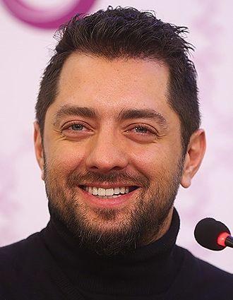 Bahram Radan - Image: Bahram Radan at 34th Fajr