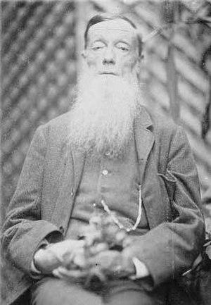 Frederick Manson Bailey - Frederick Manson Bailey