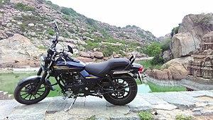 Bajaj Avenger - Bajaj Avenger Street 150cc