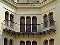 Balcó cap al jardí, casa-museu Benlliure, València.JPG