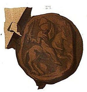 Lambert II, Count of Louvain - Image: Balderic 2