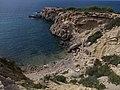 Balearen, Ibiza-Westküste, Wanderung Cala Llentia-Cala Codola - panoramio.jpg