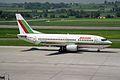 "Balkan - Bulgarian Airlines Boeing 737-53A LZ-BOA ""City of Sofia"" (26363561524).jpg"