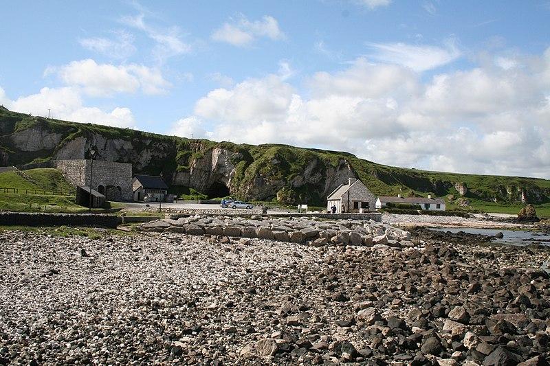 paisagens de game of thrones na irlanda