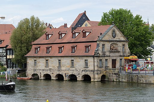 Altes Schlachthaus, Bamberg, Am Kranen 1-001a