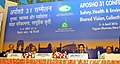 Bandaru Dattatreya at the inauguration of APOSHO 31 conference on Safety, Health and Environment – Shared Vision, collective action and HSE Exhibition, in New Delhi.jpg