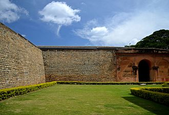 Kempe Gowda I - Bangalore Fort 2