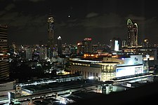 Bangkok Siam square at night.jpg