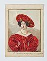 Baronne de Meyendorf (c. 1820, Middleton Album).jpg