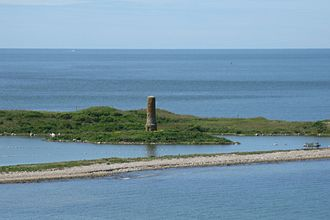 Cuttyhunk Island - Bartholomew Gosnold Monument