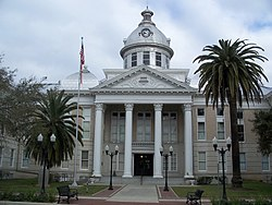 Old Polk County Courthouse