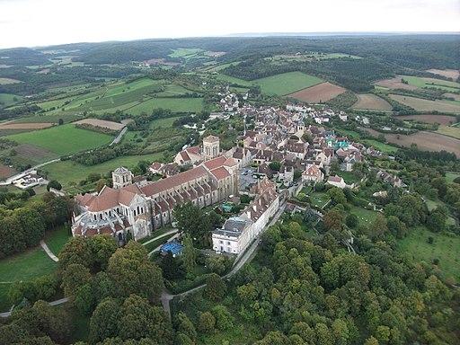 Basilique de la Madeleine à Veselay (89-FRANCE)