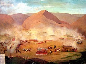 Battle of Ayacucho - Battle of Ayacucho