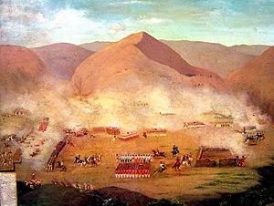 Battle of Ayacucho - Battle of Ayacucho
