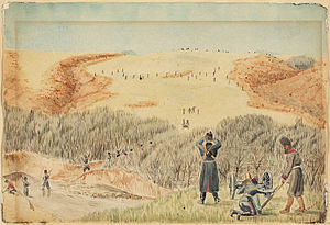 Battle of Cut Knife - Battle of Cut Knife Creek