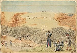 Cut Knife, Saskatchewan - Battle of Cut Knife Creek
