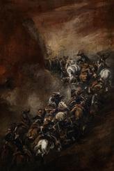 Szarża w wąwozie Somosierra