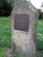 Battlefield Monument at Foxby Hill, Gainsborough